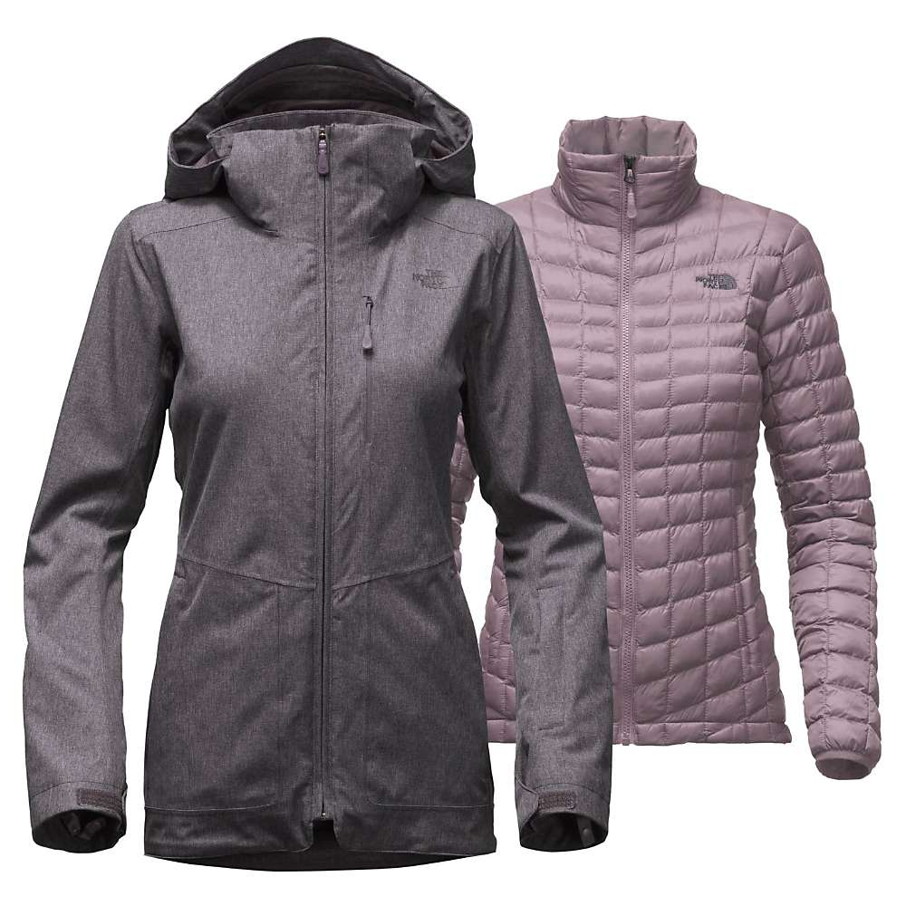 b55f11d1ad The North Face Women s Thermoball Snow Triclimate Parka - Moosejaw