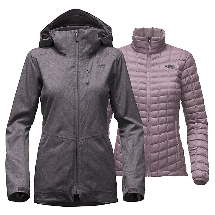 28bf807a8 The North Face Women's Thermoball Snow Triclimate Parka - Moosejaw