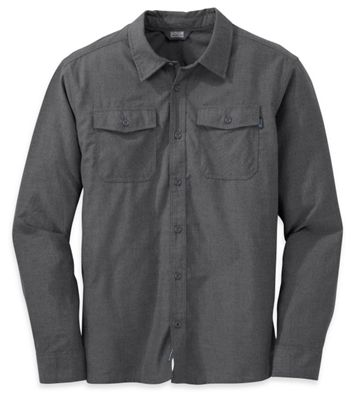 Outdoor Research Men's Gastown LS Shirt