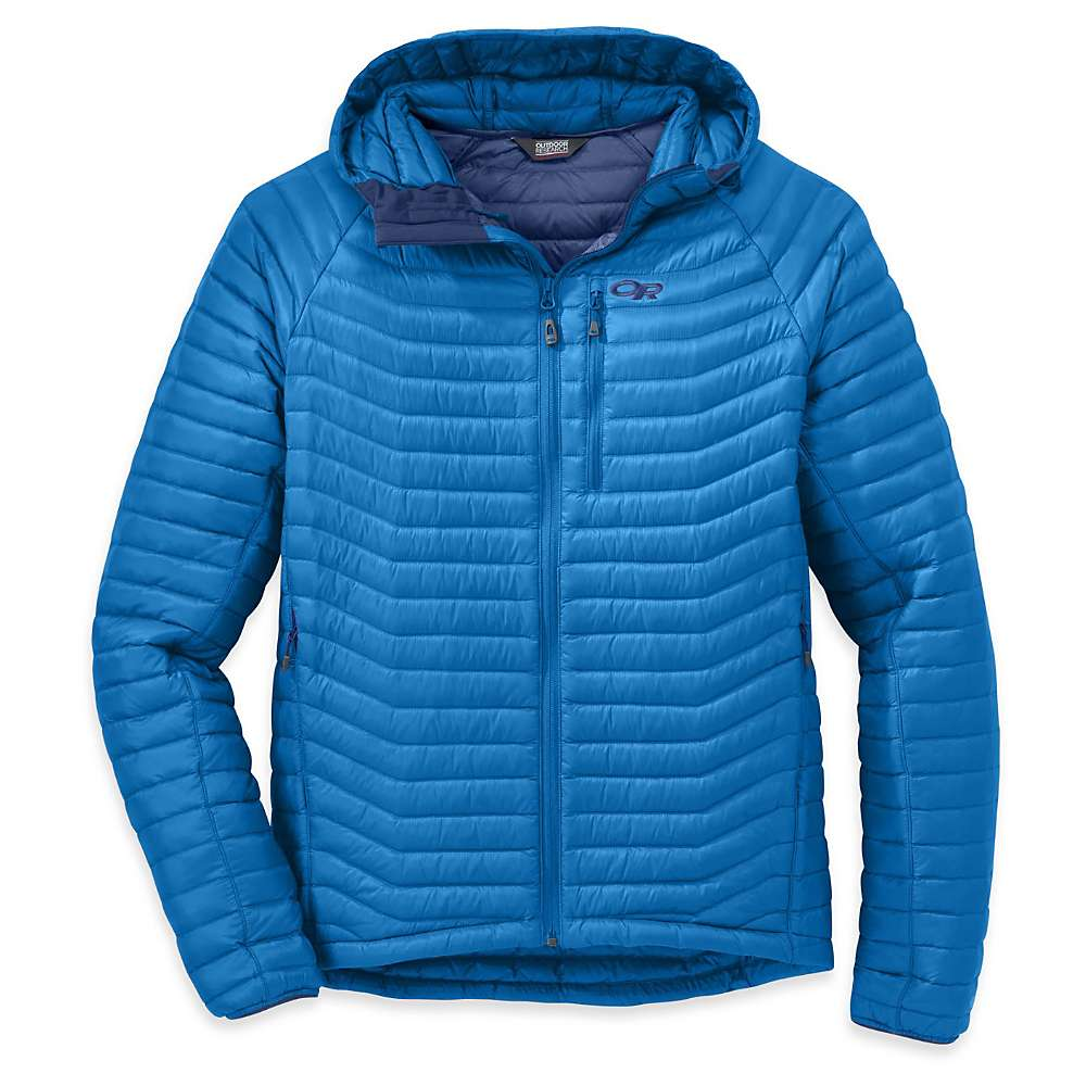 Outdoor Research Men's Verismo Hooded Down Jacket - Moosejaw