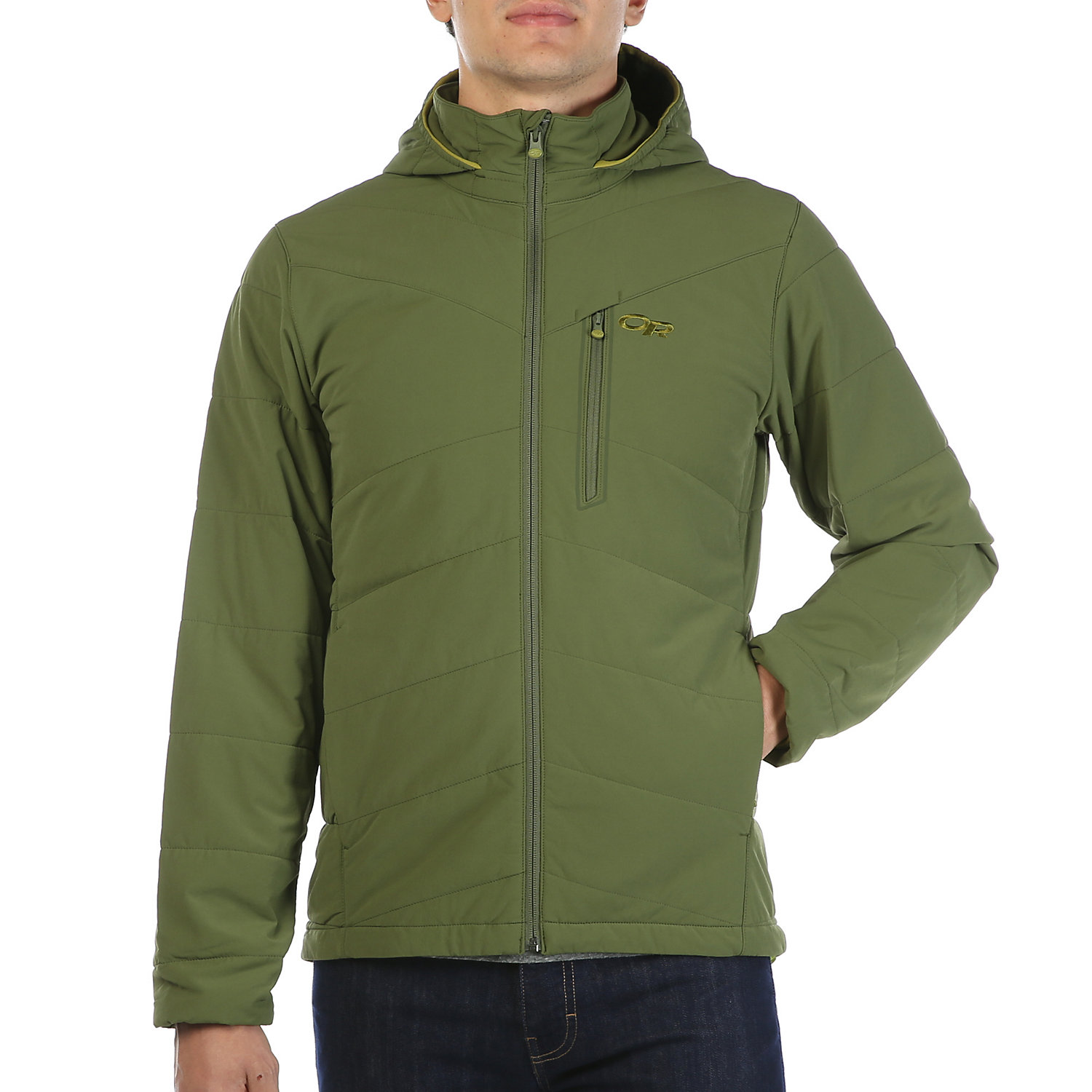 sports shoes 22209 acd8b Outdoor Research Men's Winter Ferrosi Hoody