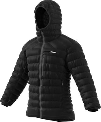 Adidas Men's Terrex Climaheat Agravic Down Hooded Jacket