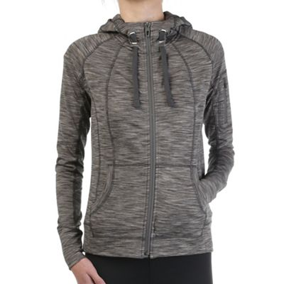 Moosejaw Women's Shelby Full Zip Stretch Fleece Hoody