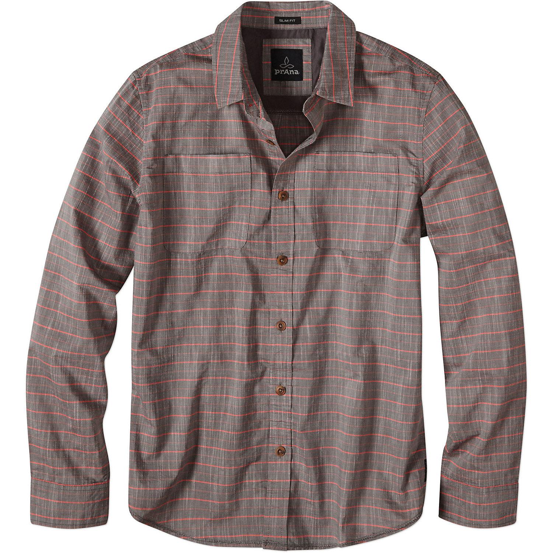 pretty nice e361f 6fbab Prana Men's Bergamont Slim Shirt - Moosejaw