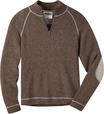 Mountain Khakis Men's Fleck Quarter Zip Sweater