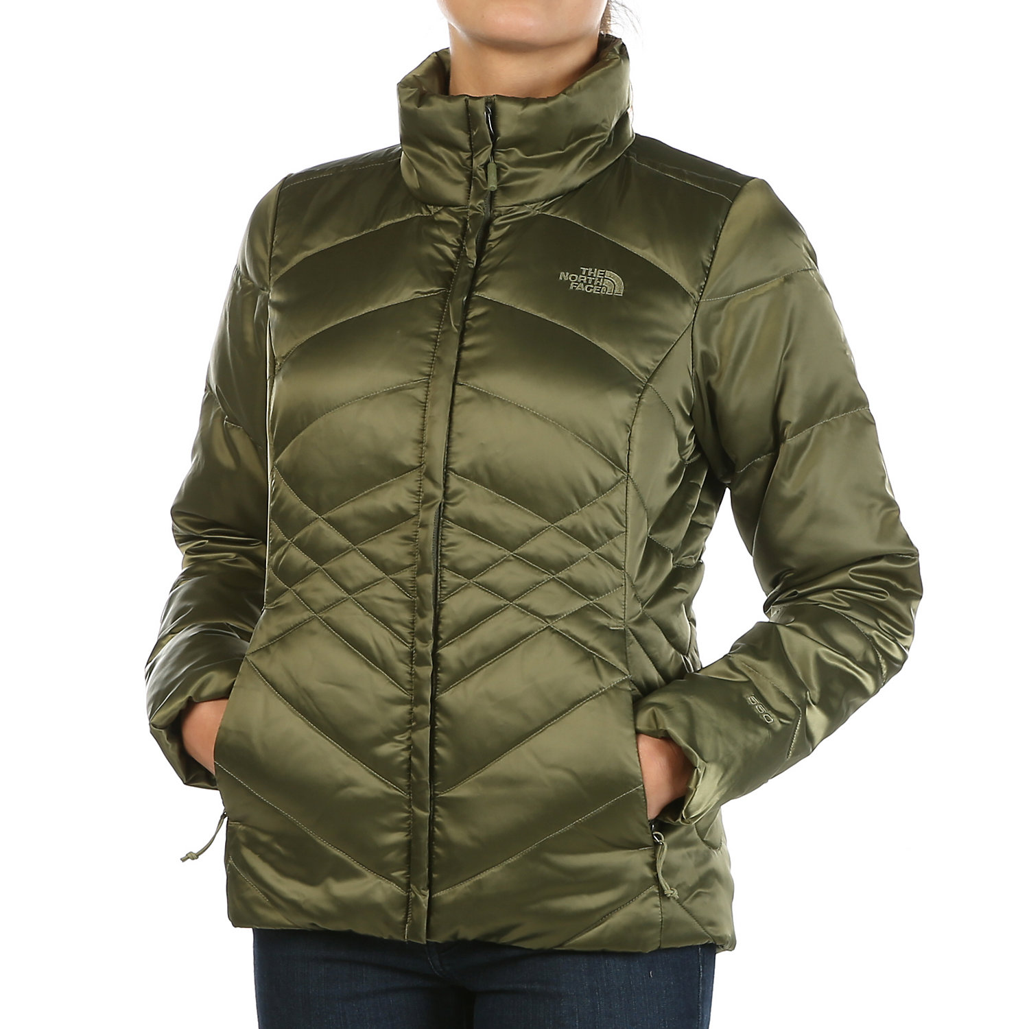 fc97ccb83 The North Face Women's Aconcagua Jacket