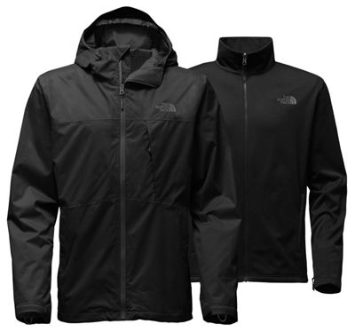The North Face Men's Arrowood Triclimate Jacket