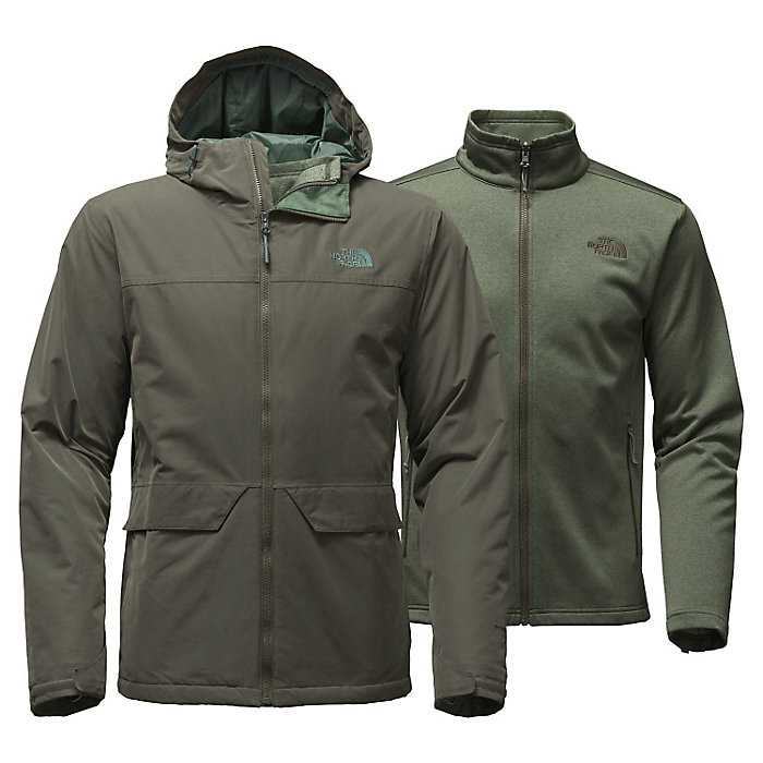 6c5101a25cf5 The North Face Men s Canyonlands Triclimate Jacket - Moosejaw