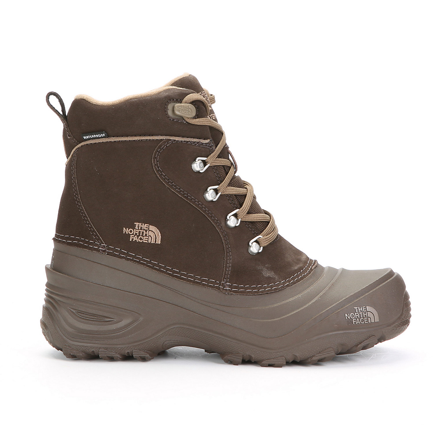 a2e7d0d28 The North Face Youth Chilkat Lace II Boot
