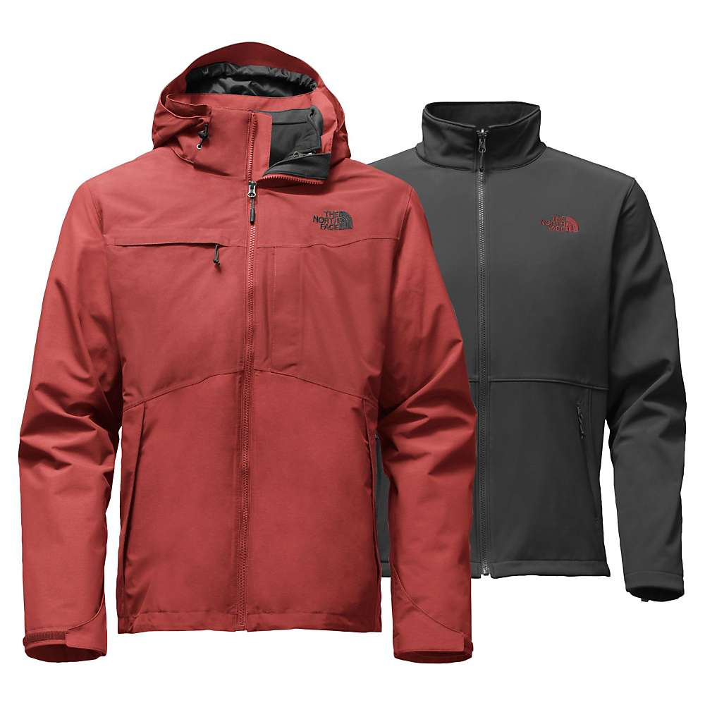 3 in 1 triclimate jacket