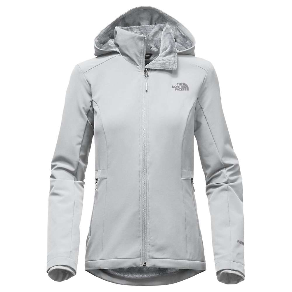 Womens grey north face jacket