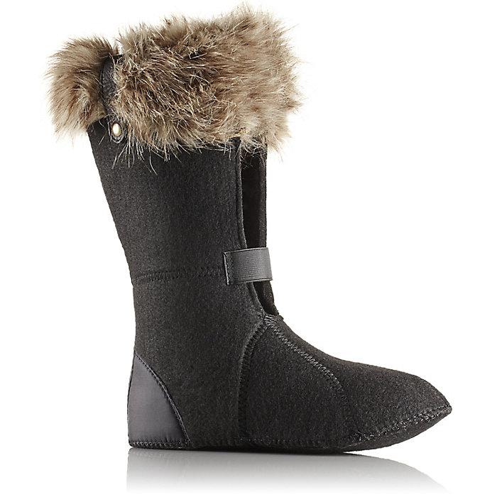Sorel Boot Liners >> Sorel Women S Joan Of Arctic New Fur Innerboot Moosejaw