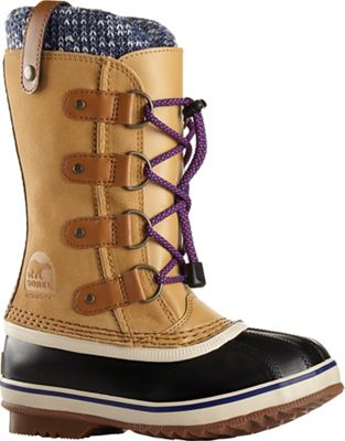 Sorel Youth Joan Of Arctic Knit Boot