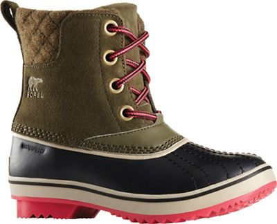 Sorel Youth Slimpack II Lace Boot