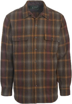 Woolrich Men's Bering Wool Shirt