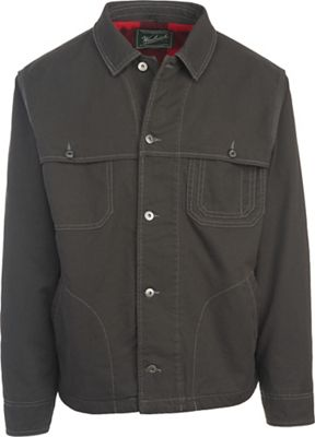Woolrich Men's Centerpost Wool Line Jacket