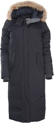 Woolrich Women's Long Patrol Down Parka