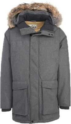 Woolrich Men's Wool Patrol Down Parka