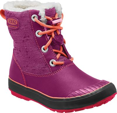 Keen Kids' Elsa Waterproof Boot