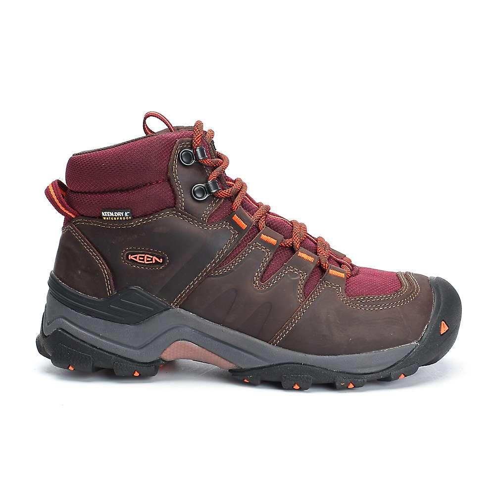 1ce2c53f0dd Keen Women s Gypsum II Mid Waterproof Boot - Moosejaw
