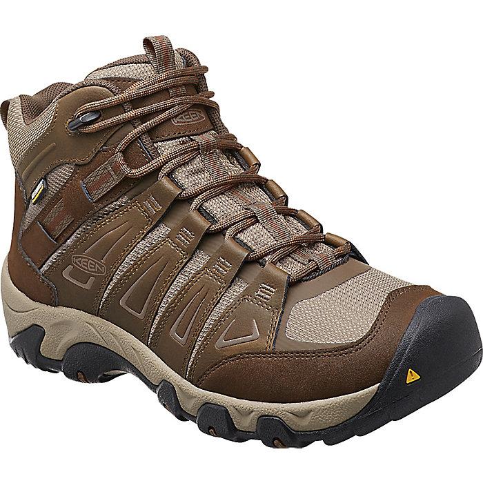91846374acb Keen Men's Oakridge Mid Waterproof Boot - Moosejaw