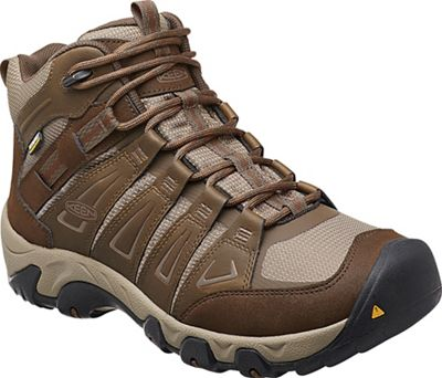 Keen Men's Oakridge Mid Waterproof Boot