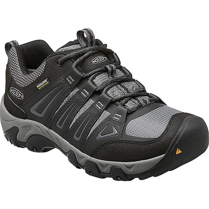 5867c471463 Keen Men s Oakridge Waterproof Shoe - Moosejaw