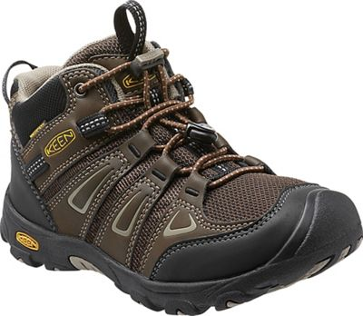 Keen Youth Oakridge Mid Waterproof Boot