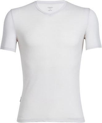 Icebreaker Men's Anatomica SS V Neck Top
