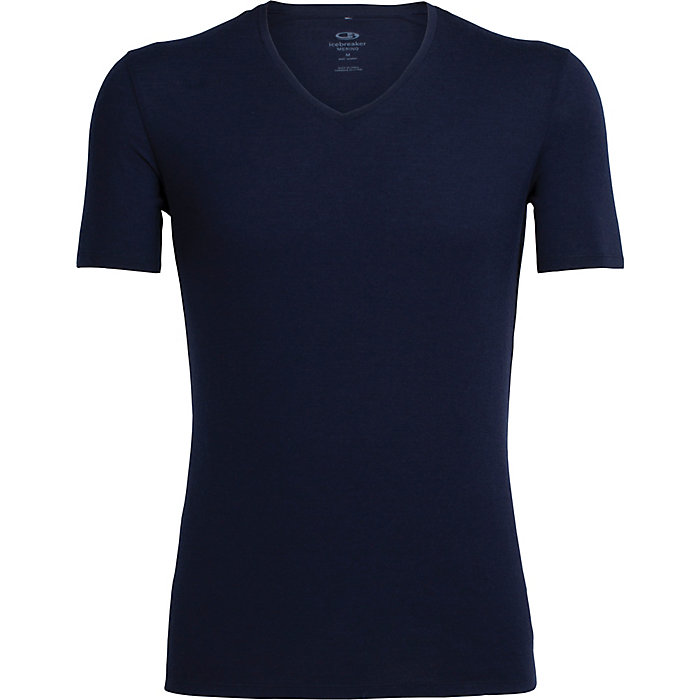df26d4f0d5 Icebreaker Men's Anatomica SS V Neck Top - Moosejaw