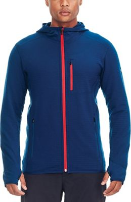 Icebreaker Men's Descender LS Zip Hood