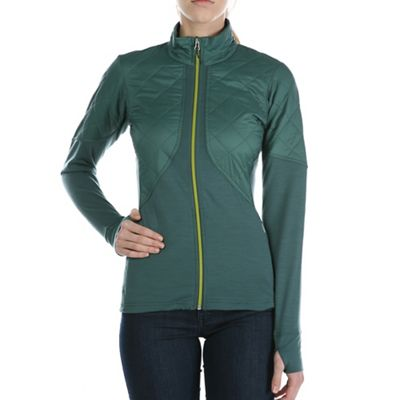 Icebreaker Women's Ellipse LS Zip Top