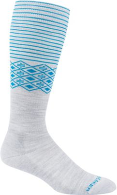 Icebreaker Women's Lifestyle Light Cushion Over the Calf Carina Sock