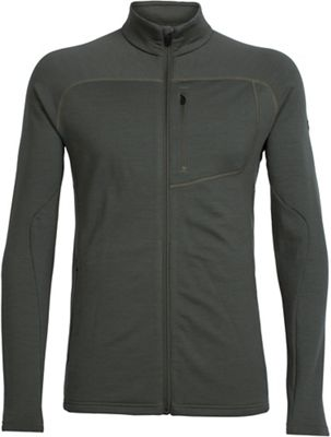 Icebreaker Men's MT Elliot LS Zip Top