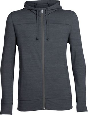 Icebreaker Men's Shifter LS Zip Hood