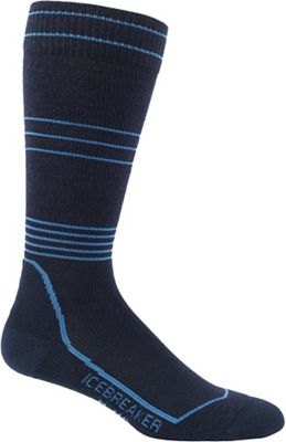 Icebreaker Men's Ski+ Light Cushion Compression Over The Calf Sock