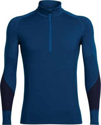 Icebreaker Men's Winter Zone LS Half Zip