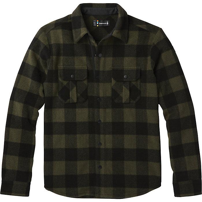 816aba75272 Smartwool Men s Anchor Line Shirt Jacket - Moosejaw