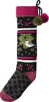 Smartwool Charley Harper Glacial Bay Finch Stocking