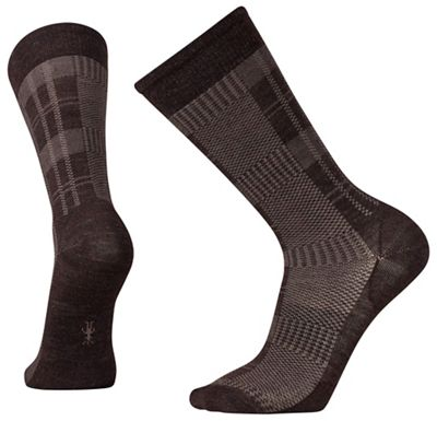 Smartwool Men's Glen Plaid Crew Sock