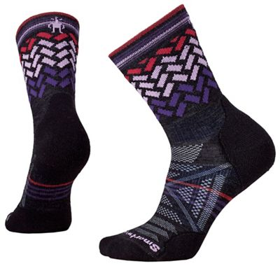 Smartwool Women's PhD Outdoor Light Mid Crew Sock