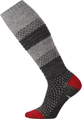 Smartwool Women's Popcorn Cable Knee High Sock