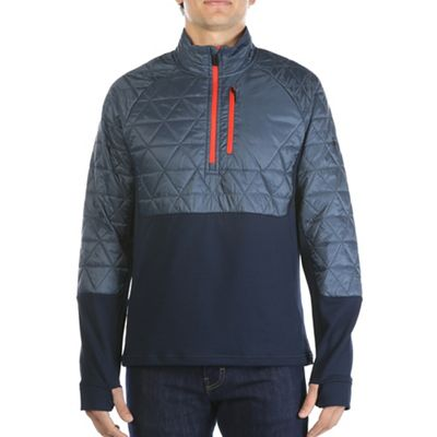 Smartwool Men's Propulsion 60 Hybrid Half Zip Jacket