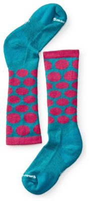 Smartwool Girls' Wintersport All Over Dots Sock