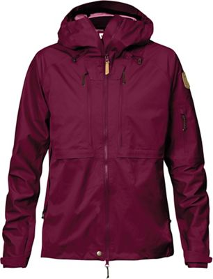 Fjallraven Women's Keb Eco-Shell Jacket