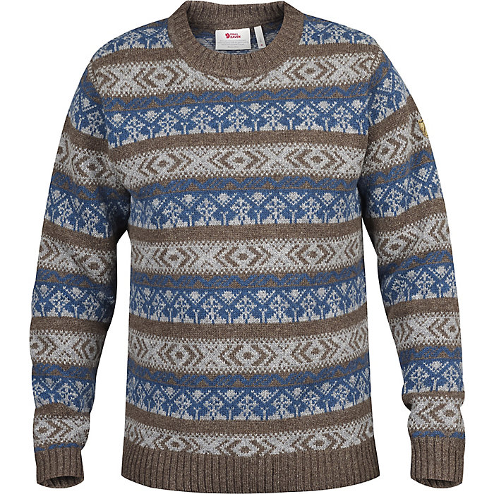 70e42f8d11819 Fjallraven Men's Ovik Folk Knit Sweater - Moosejaw