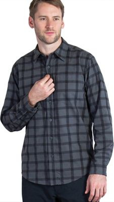 ExOfficio Men's Calator Plaid LS Shirt