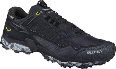 Salewa Men's Ultra Train GTX Shoe. BLACK