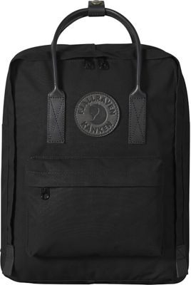 Fjallraven Kanken No. 2 Black Backpack