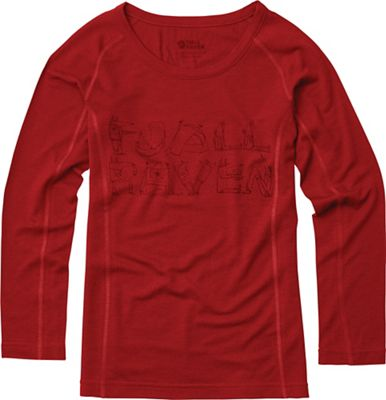 Fjallraven Kids' Trail LS Top